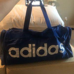 Vintage adidas athletic bag